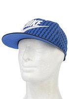 NIKE SPORTSWEAR True Futura Aop Cap game royal/dark obsidian/white