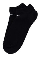 Vallue No Show Ankle Socks black