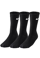 NIKE SPORTSWEAR Value Cotton Crew Socks 3 Pack black/(white)