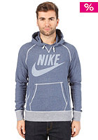 NIKE SPORTSWEAR Vintage Marl Logo Hooded Sweat monsoon bl htr/sail