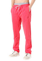 NIKE SPORTSWEAR Washed Sweat Pant hyper red/hyper red
