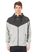 NIKE SPORTSWEAR Windrunner Fz Hooded Jacket dark grey heather/black/black