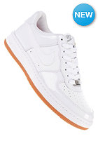 NIKE SPORTSWEAR Womens Air Force 1 Ultra Force white/white-metallic silver