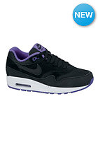 NIKE SPORTSWEAR Womens Air Max 1 Essential black/black-hyper grape-white