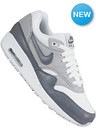 NIKE SPORTSWEAR Womens Air Max 1 Essential white/cl gry-wlf gry-lt bs gry