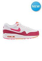 NIKE SPORTSWEAR Womens Air Max 1 Essential white/frbrry-pnk pw-ttl orng
