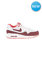 NIKE SPORTSWEAR Womens Air Max 1 Essential white/team red-action red
