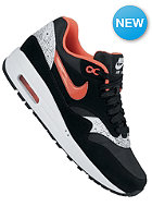 NIKE SPORTSWEAR Womens Air Max 1 Qoh black/laser crimson-white