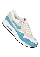 NIKE SPORTSWEAR Womens Air Max 1 Vintage sail/neo turq-birch-brly green