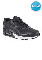 NIKE SPORTSWEAR Womens Air Max 90 black/black-anthrct-mtllc slvr