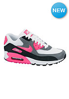 NIKE SPORTSWEAR Womens Air Max 90 Essential white/hyper pink-cool grey-blk