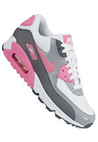 Womens Air Max 90 Essential white/pink glow-cl gry-wlf gry