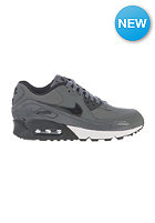 NIKE SPORTSWEAR Womens Air Max 90 pure platinum/dark grey-black