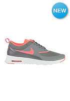 NIKE SPORTSWEAR Womens Air Max Thea dark grey/hyper punch-pr pltnm