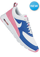 NIKE SPORTSWEAR Womens Air Max Thea gm royal/white-pnk glw-wlf gry