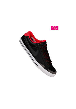 NIKE SPORTSWEAR Womens black/anthracite/red/white