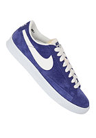 NIKE SPORTSWEAR Womens Blazer Low Suede Vintage deep royal blue/sail-blue tint