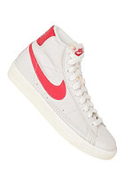 NIKE SPORTSWEAR Womens Blazer Mid Leather Vintage sail/hyper red