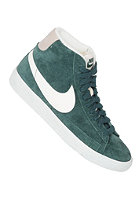 NIKE SPORTSWEAR Womens Blazer Mid Suede Vintage dk atomic teal/sl-sl-brly grn