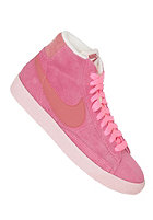 NIKE SPORTSWEAR Womens Blazer Mid Suede Vintage plrzd pnk/lght rdwd-sl-pnk glz