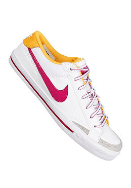 NIKE SPORTSWEAR Womens Capri II white/rv pink-university gold neutral