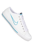 NIKE SPORTSWEAR Womens Capri white/white/current blue
