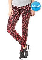 NIKE SPORTSWEAR Womens Club Legging-AOP daring red