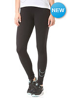 NIKE SPORTSWEAR Womens Club Legging-Large Swoosh black