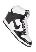 NIKE SPORTSWEAR Womens Dunk Sky Hi white/black