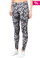 NIKE SPORTSWEAR Womens Elite Printed Legging black/strata grey