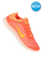 NIKE SPORTSWEAR Womens Free 3.0 V5 Ext total crimson/bright citrus/sl
