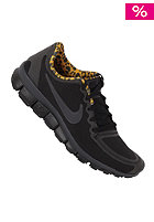 NIKE SPORTSWEAR Womens Free 5.0 V4 black/anthracite-dark gold leaf