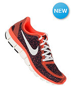 NIKE SPORTSWEAR Womens Free 5.0 V4 total crimson/black/sail
