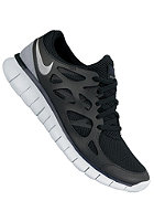 NIKE SPORTSWEAR Womens Free Run 2 Ext black/wolf grey-obsdn-anthrct