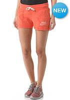 NIKE SPORTSWEAR Womens Gym Vintage Short turf orange/sail