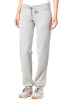 NIKE SPORTSWEAR Womens HBR Cuffed Sweat Pant dk grey heather/sail