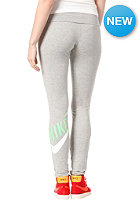 NIKE SPORTSWEAR Womens HBR Legging 2 dk grey heather/sail