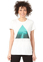 NIKE SPORTSWEAR Womens Hit The Road S/S T-Shirt sail/sail