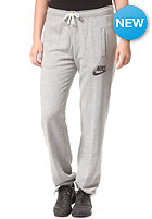 NIKE SPORTSWEAR Womens Rally Pant-Loose dk grey heather/black