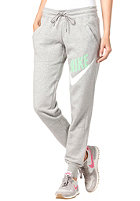 NIKE SPORTSWEAR Womens Relaxed Cuffed Pant dk grey heather/sail
