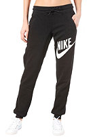 NIKE SPORTSWEAR Womens Relaxed Cuffed Sweat Pant black/sail