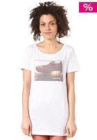 NIKE SPORTSWEAR Womens RU Airmax Photo S/S T-Shirt white