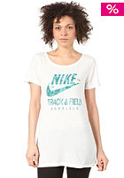 NIKE SPORTSWEAR Womens Ru Honolulu S/S T-Shirt sail