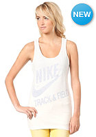 NIKE SPORTSWEAR Womens RU NTF Tank Top sail