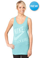 NIKE SPORTSWEAR Womens RU NTF Tank Top sport turq
