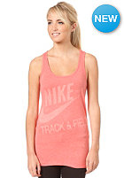 NIKE SPORTSWEAR Womens RU NTF Tank Top wild mango htr
