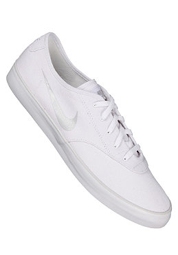 NIKE SPORTSWEAR Womens Starlet Saddle Canvas white/neutral grey