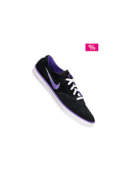 NIKE SPORTSWEAR Womens Starlet Saddle SDE black/pure purple/white