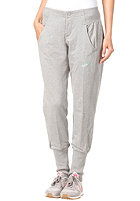 NIKE SPORTSWEAR Womens Street Pant dk grey heather/poison green/sail