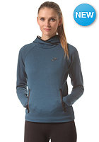 NIKE SPORTSWEAR Womens Tech Fleece Funnel Sweat space blue/space blue/black